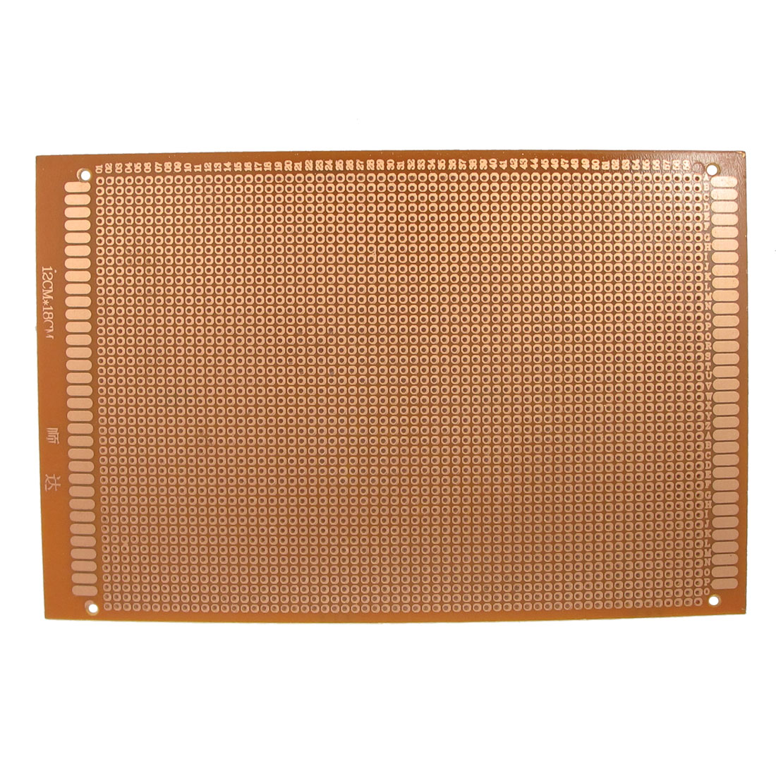 DIY Universal Single Side Prototype Paper PCB Board 12cm x 18cm