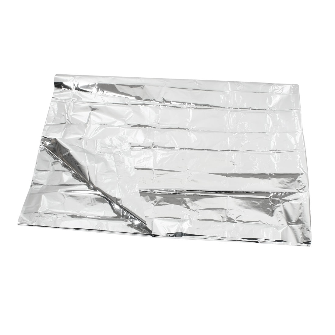 1.4M x 2M Outdoor Hiking Camping Mylar Emergency Survival Rescue Blanket