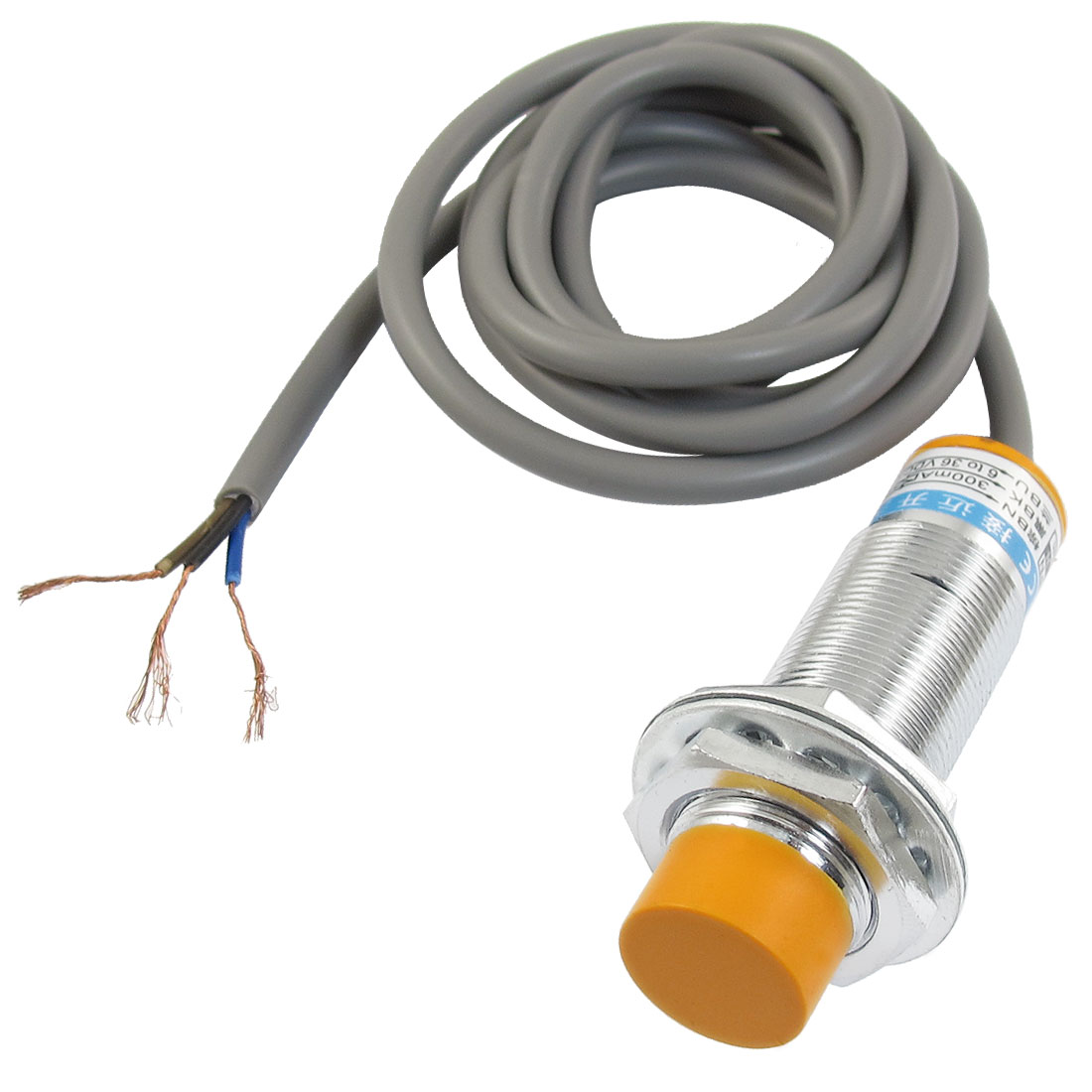 LJ18A3-8-Z/BX 8mm Approach Sensor Inductive Proximity NPN NO Switch DC 6-36V