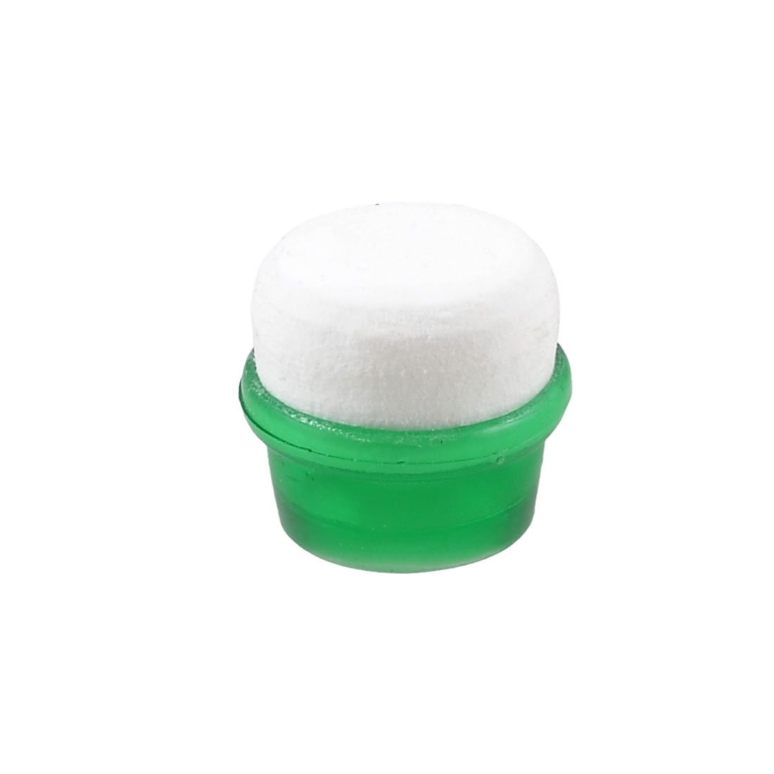 15mm Inlet Diameter Green Plastic PVA Foam Water Purifying Faucet Filter