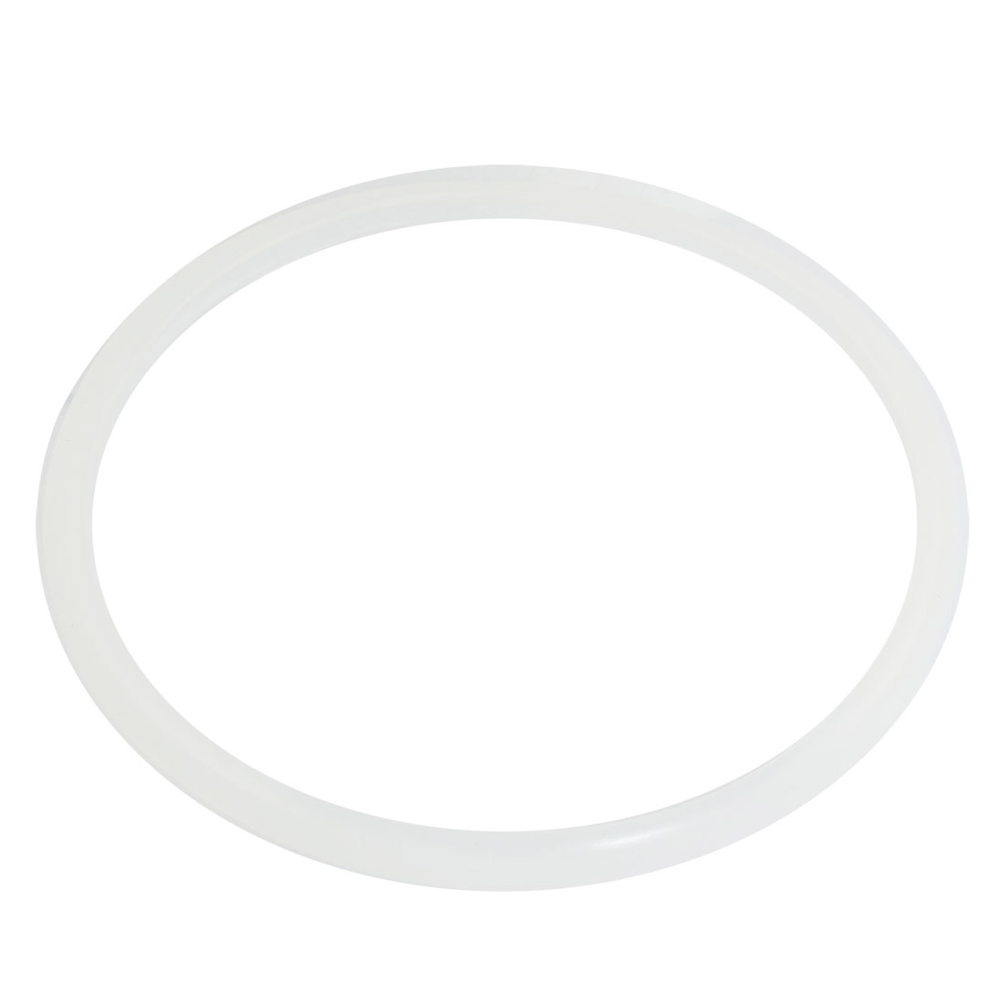 White O Shape Pressure Cooker Rubber Sealing Ring 20cm x 22cm