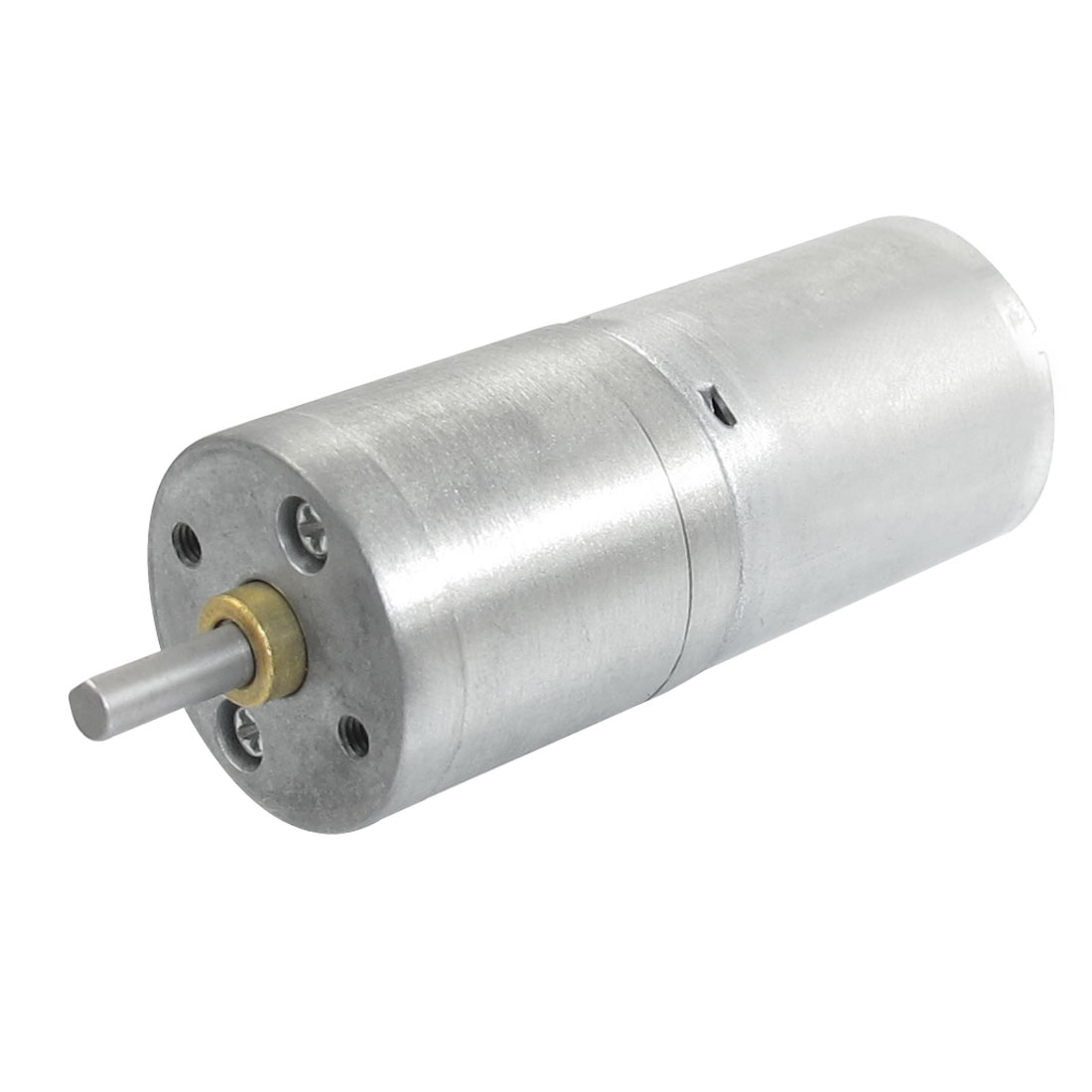 4mm Shaft 26RPM Output Speed 6V 0.06A Speed Reduce DC Geared Motor