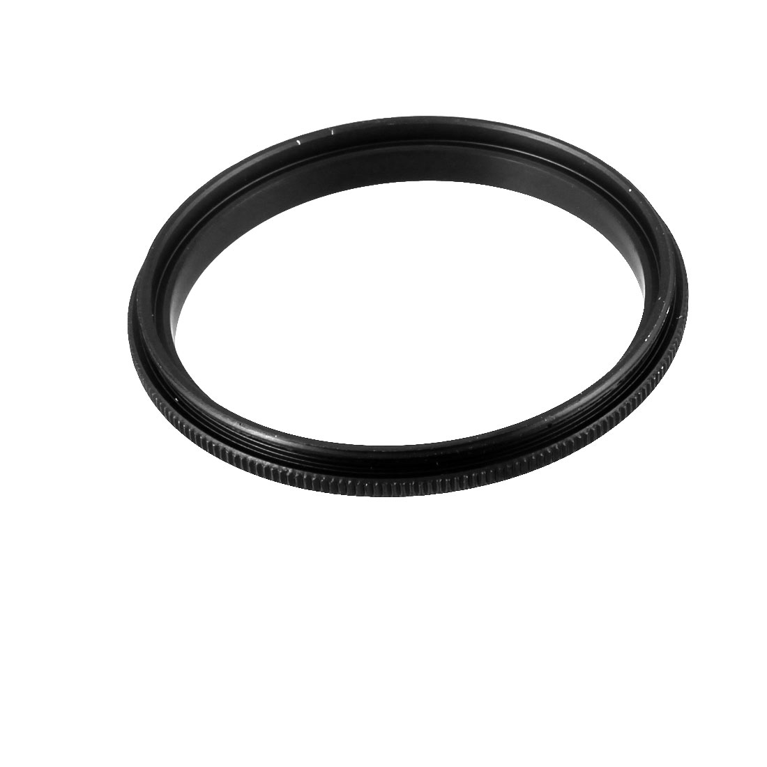 49mm-52mm 49mm to 52mm Male to Male Step up Ring Adapter Black for Camera