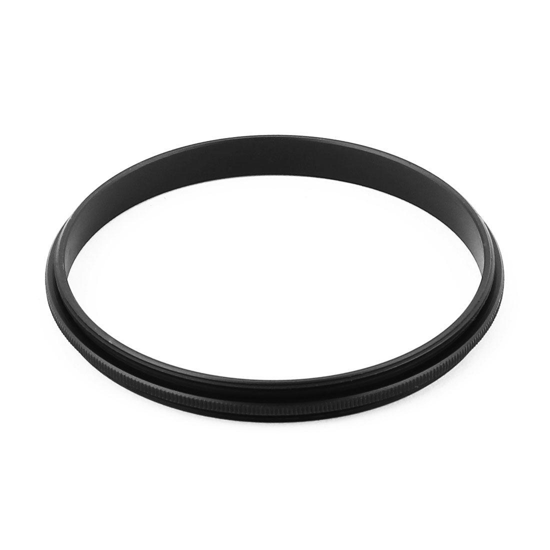 62mm-62mm 62mm to 62mm Male to Male Step Ring Adapter Black for Camera