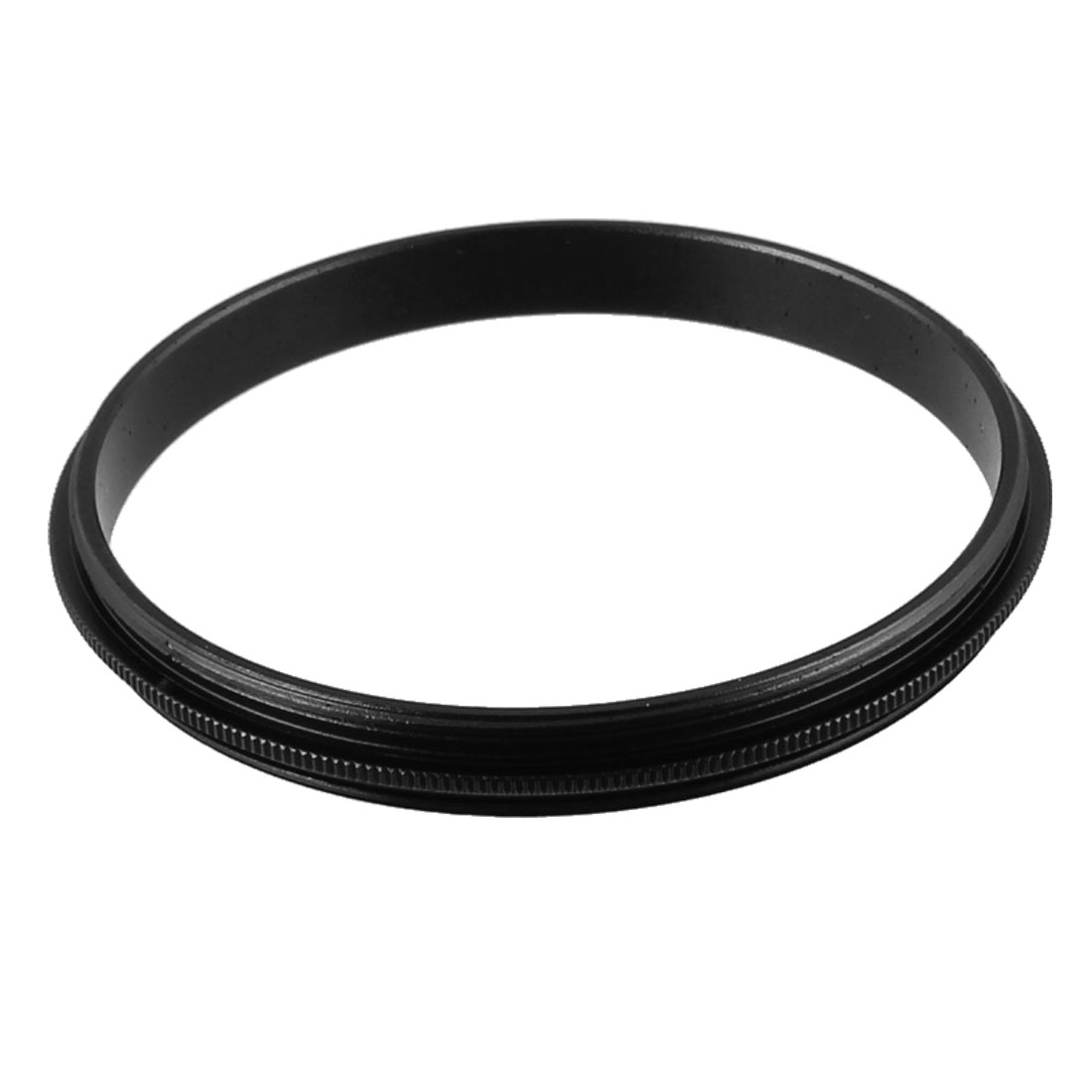 52mm Male to Male Metal Step Ring Adapter Black for Camera