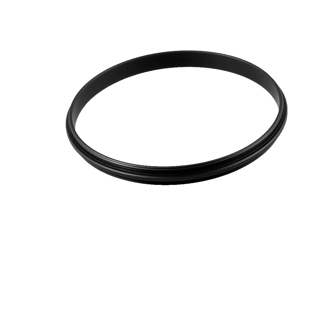 72mm-72mm 72mm to 72mm Male to Male Step Ring Adapter Black for Camera