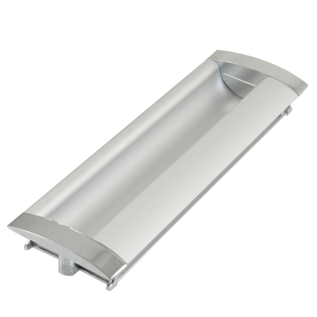 "14cm 5.5"" Length Rectangle Shaped Sliding Door Cabinet Recessed Flush Pull"