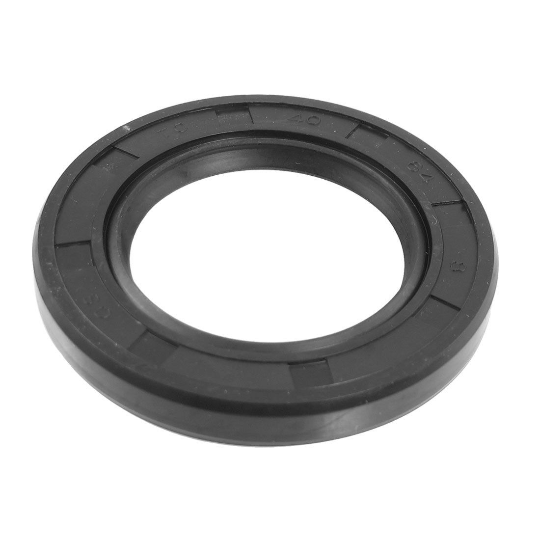 40mm x 64mm x 8mm Metric Double Lipped Rotary Shaft Oil Seal TC