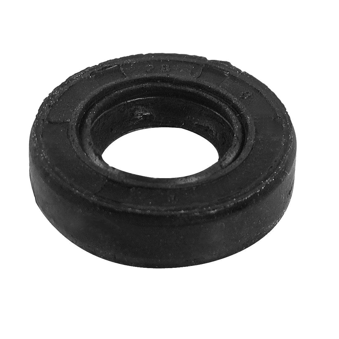 Black Nitrile Rubber Dual Lips Oil Shaft Seal TC 14mm x 28mm x 8mm