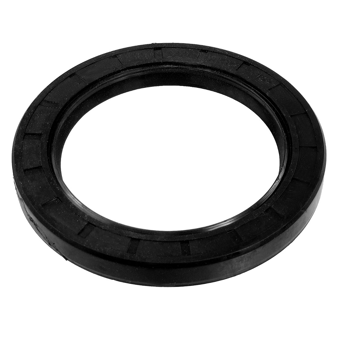 Black Nitrile Rubber Dual Lips Oil Shaft Seal TC 80mm x 110mm x 12mm