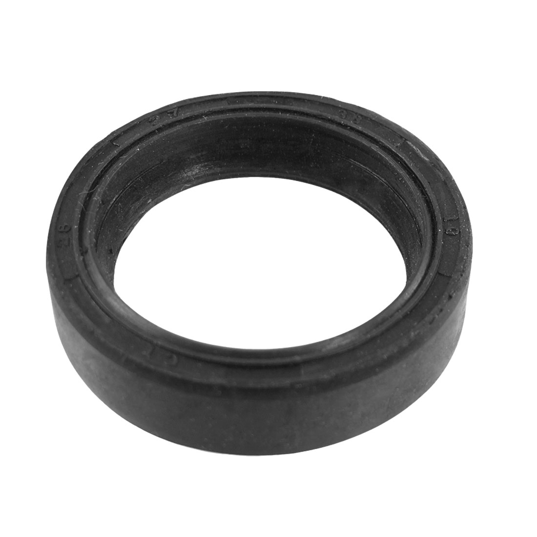 27mm x 38mm x 10mm Metric Double Lipped Rotary Shaft Oil Seal TC