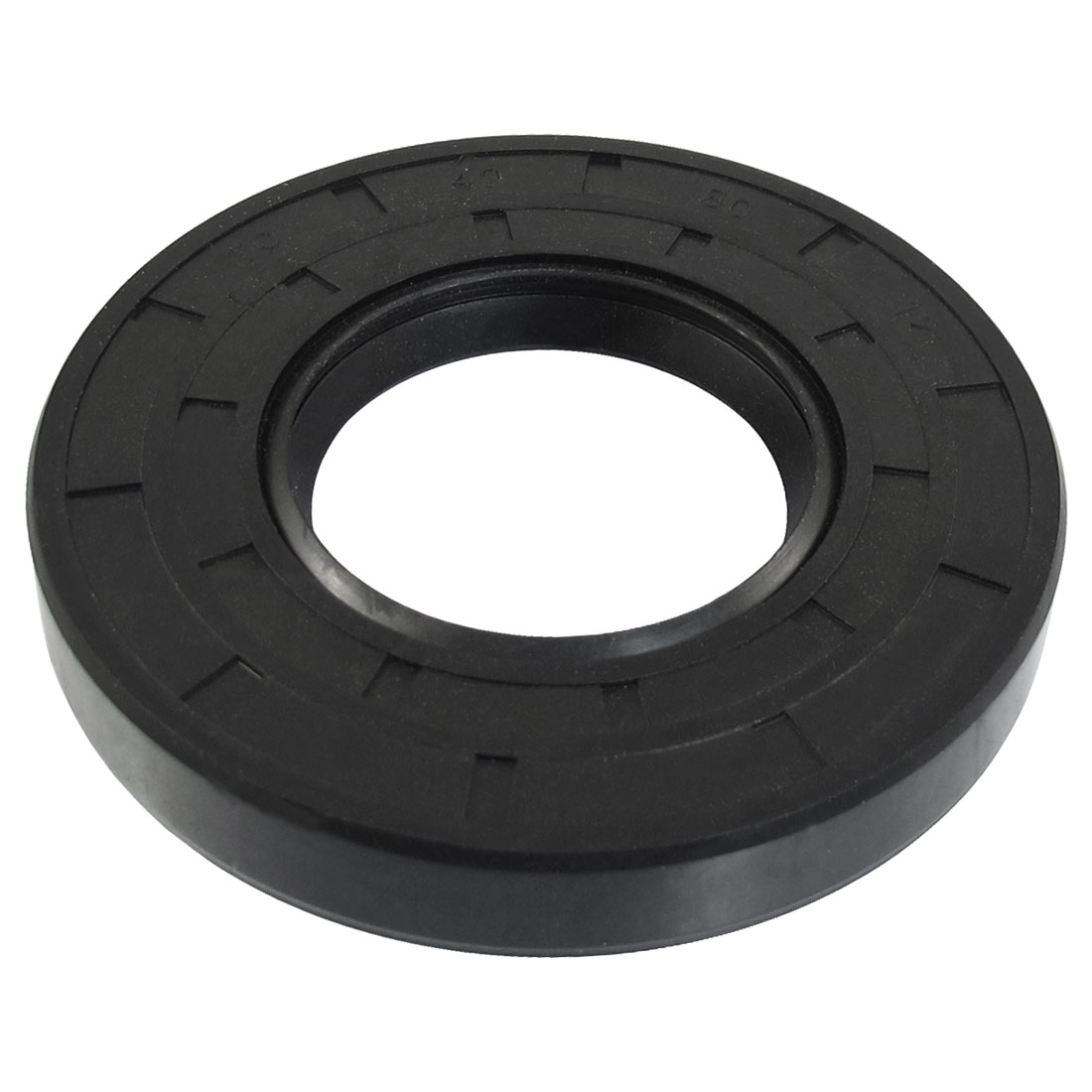 40mm x 80mm x 12mm Metric Double Lipped Rotary Shaft Oil Seal TC
