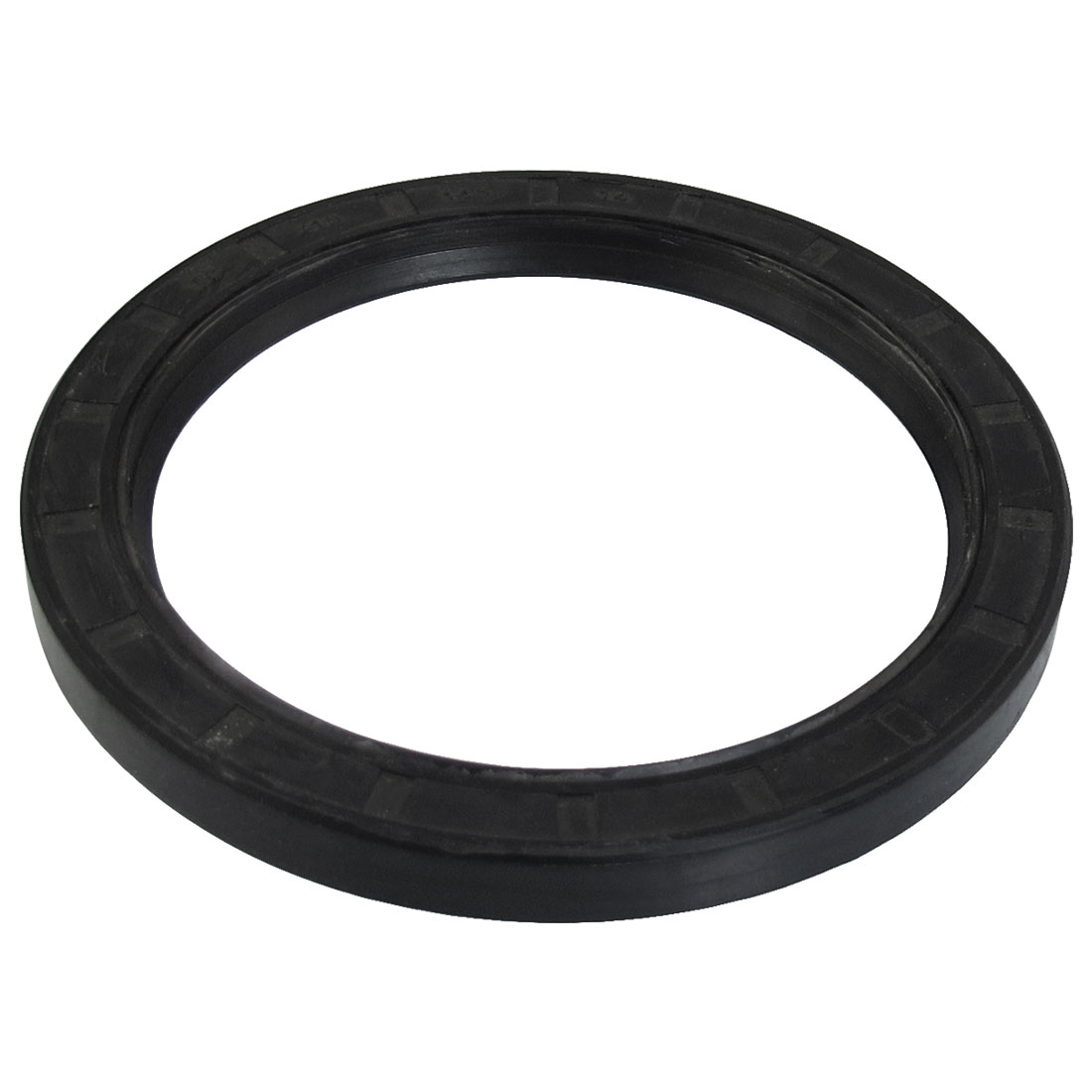 Black Nitrile Rubber Dual Lips Oil Shaft Seal TC 115mm x 145mm x 14mm