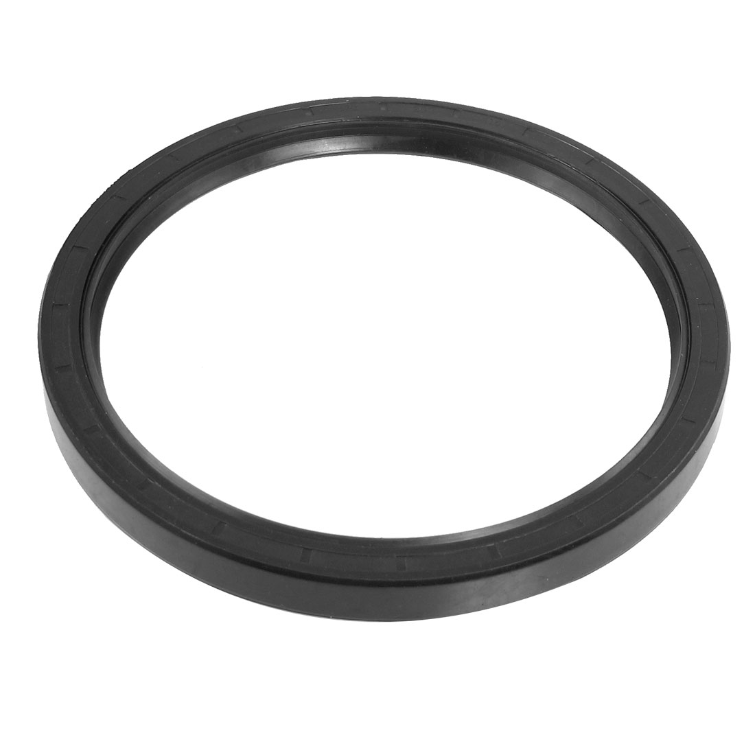 Steel Spring NBR Double Lip TC Oil Seal Black 170mm x 200mm x 16mm
