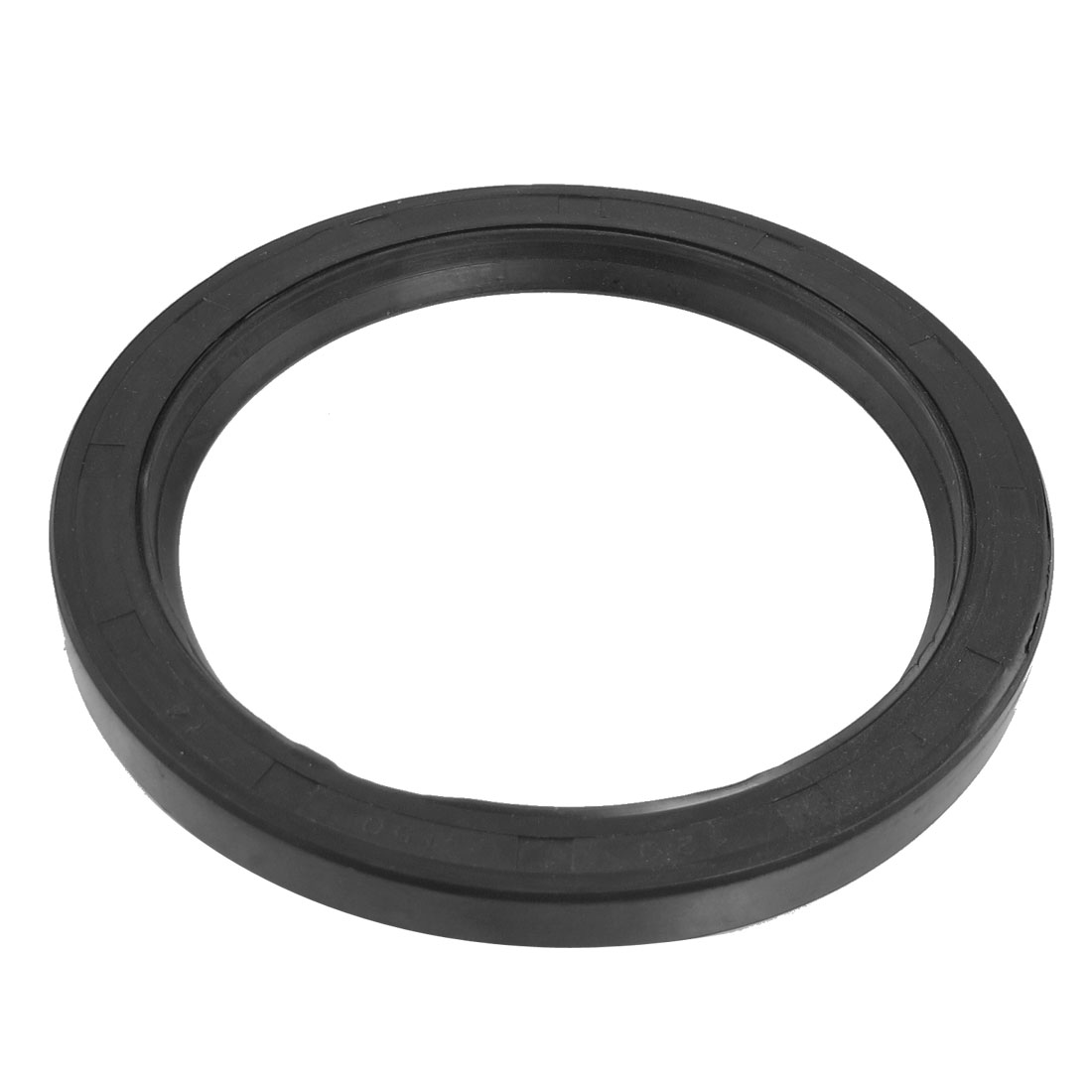 Black Nitrile Rubber Dual Lips Oil Shaft Seal TC 120mm x 150mm x 14mm
