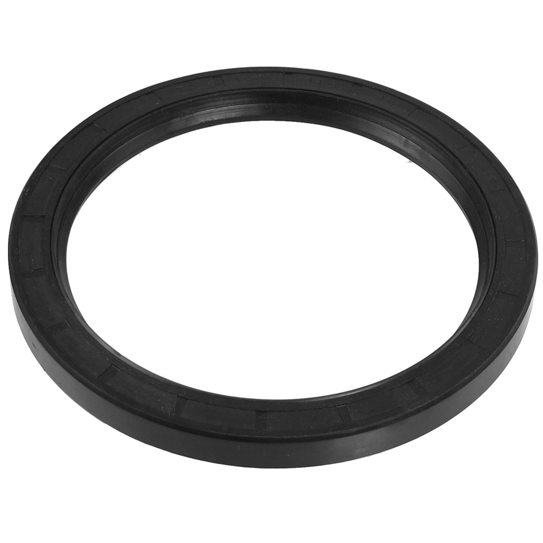 Black Nitrile Rubber Dual Lips Oil Shaft Seal TC 145mm x 180mm x 16mm