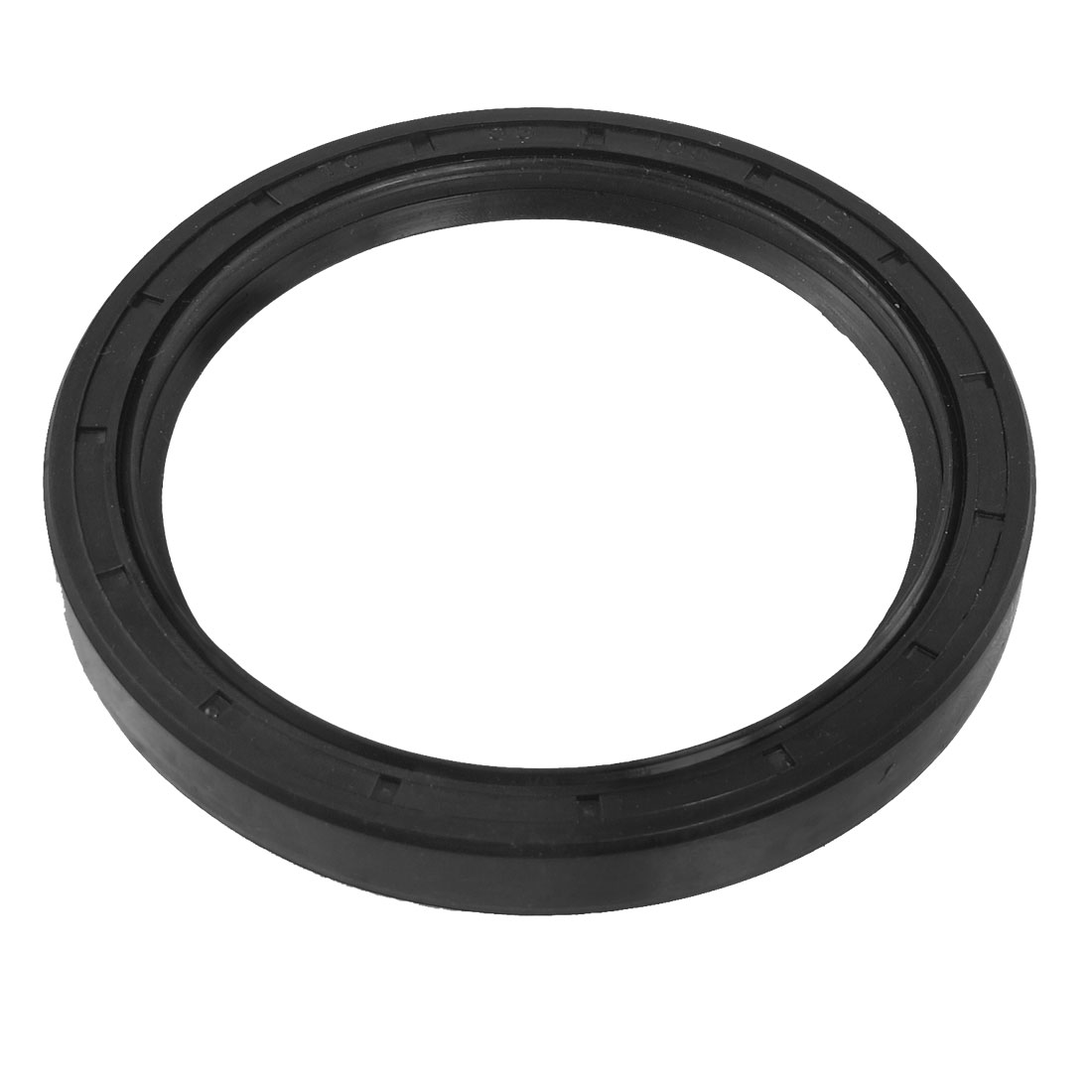 Black Nitrile Rubber Dual Lips Oil Shaft Seal TC 85mm x 105mm x 12mm