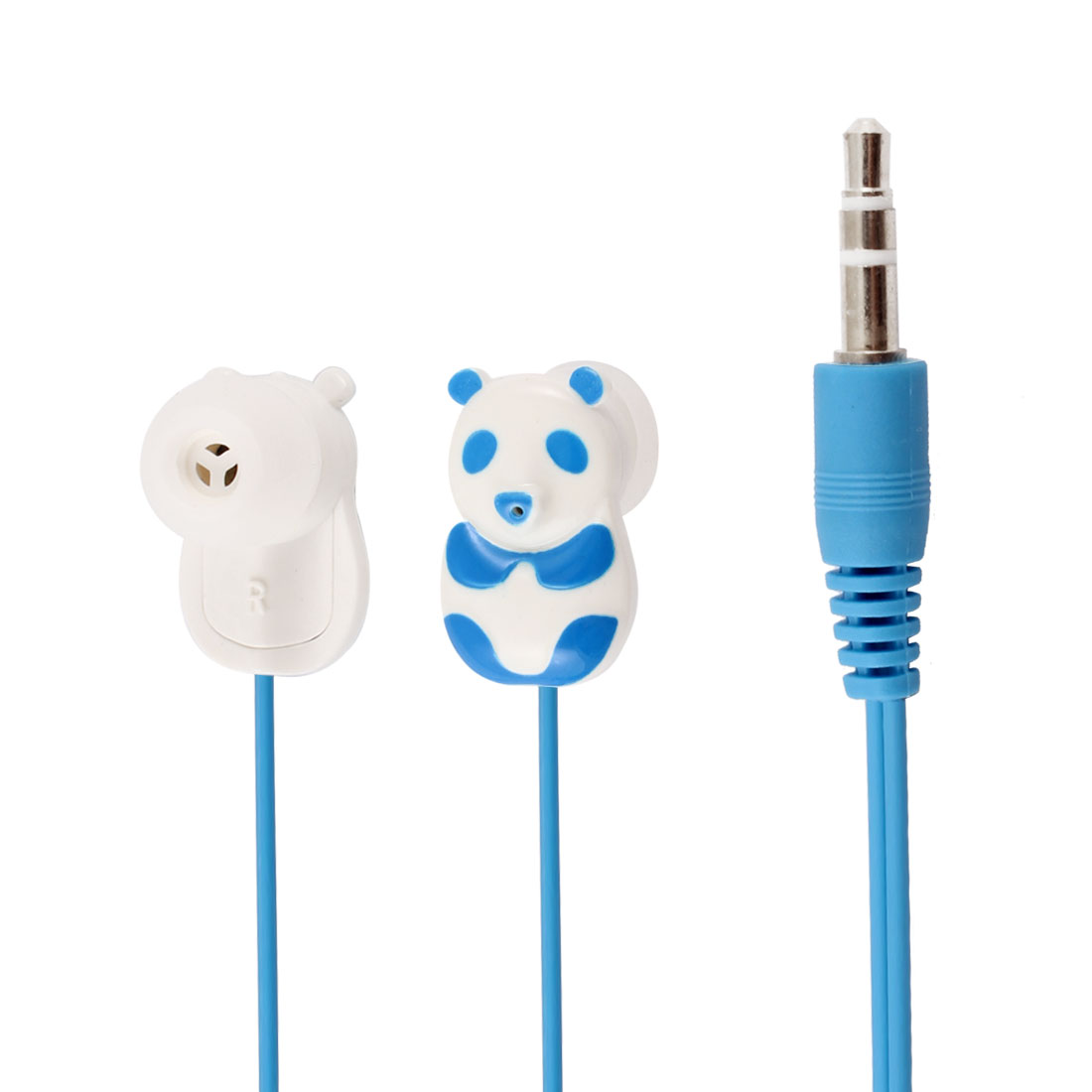 Blue Panda 3.5mm In Ear Stereo Headphone Earphone 1.1M for Phone