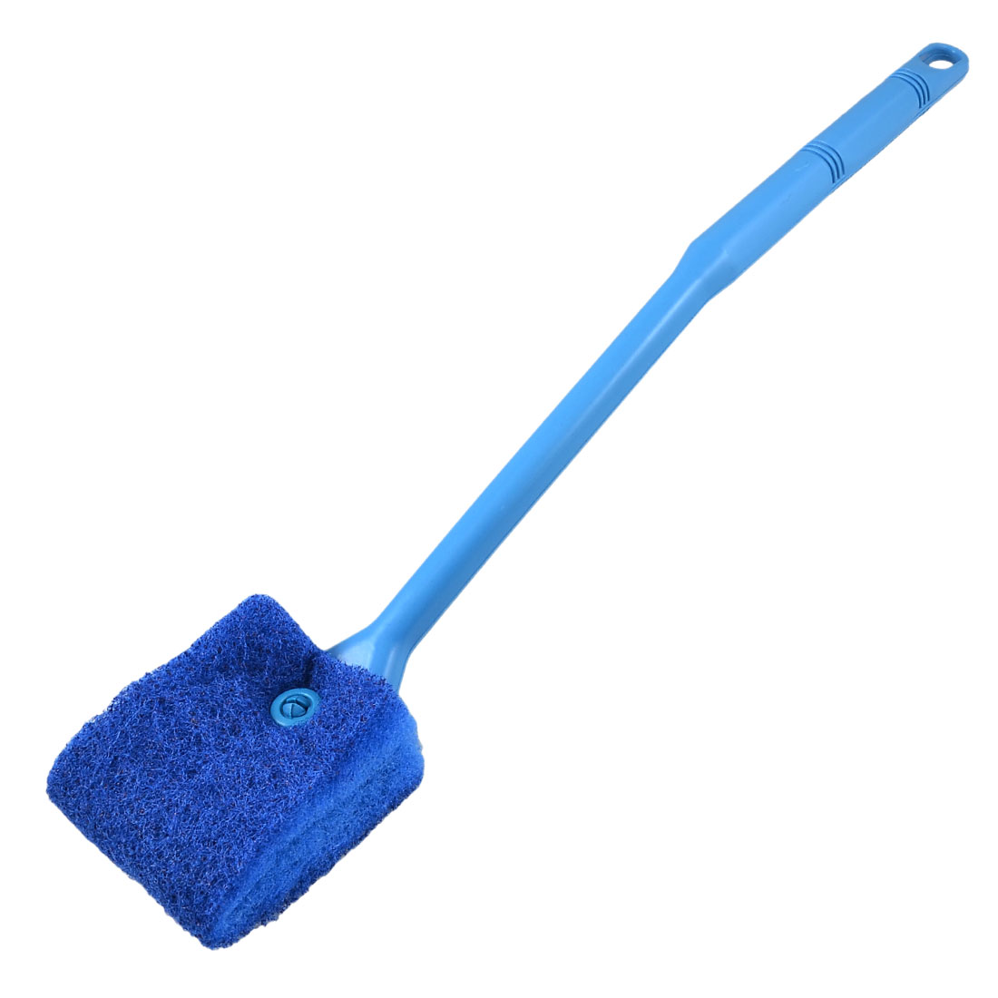 Aquarium Fish Tank Sponge Double Sided Cleaning Brush Cleaner Scrubber Yale Blue