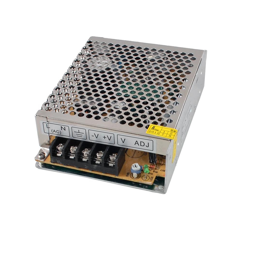 120W DC 24V 5A Switching Power Supply Converter for LED Strip Light AC 220V 50Hz