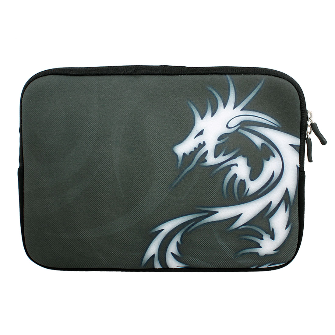 "Dragon Print 10"" 10.1"" 10.2"" Neoprene Notebook Laptop Sleeve Bag Case for Asus iPad 3"