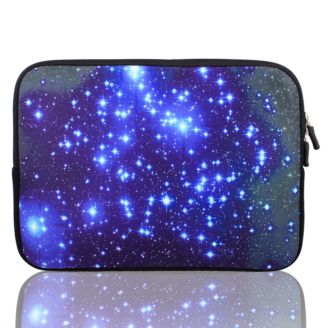 "Sky Print 10"" 10.1"" 10.2"" Neoprene Notebook Laptop Sleeve Bag Case"