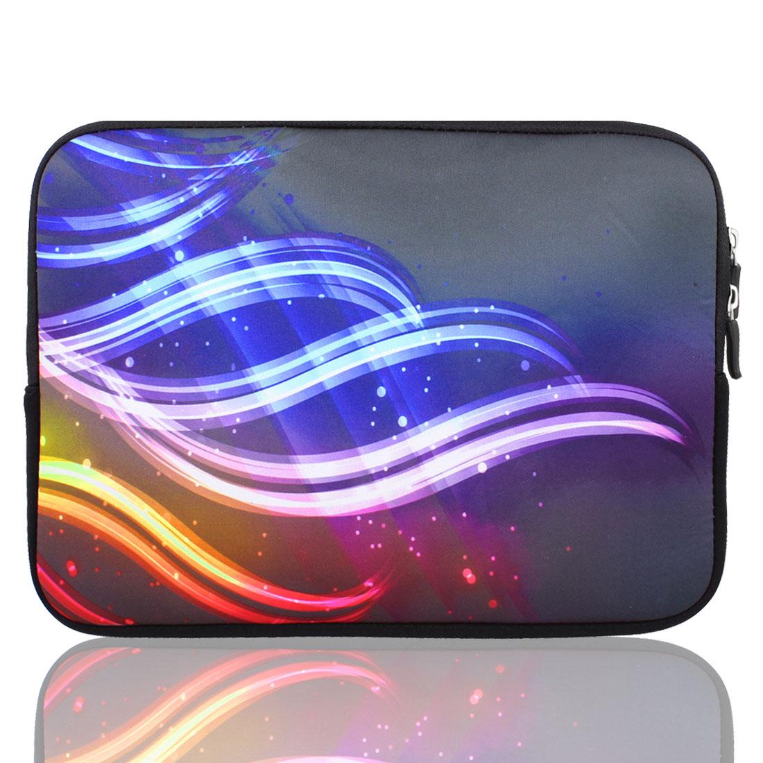 "Vine Print 10"" 10.1"" 10.2"" Neoprene Notebook Laptop Sleeve Bag Case"