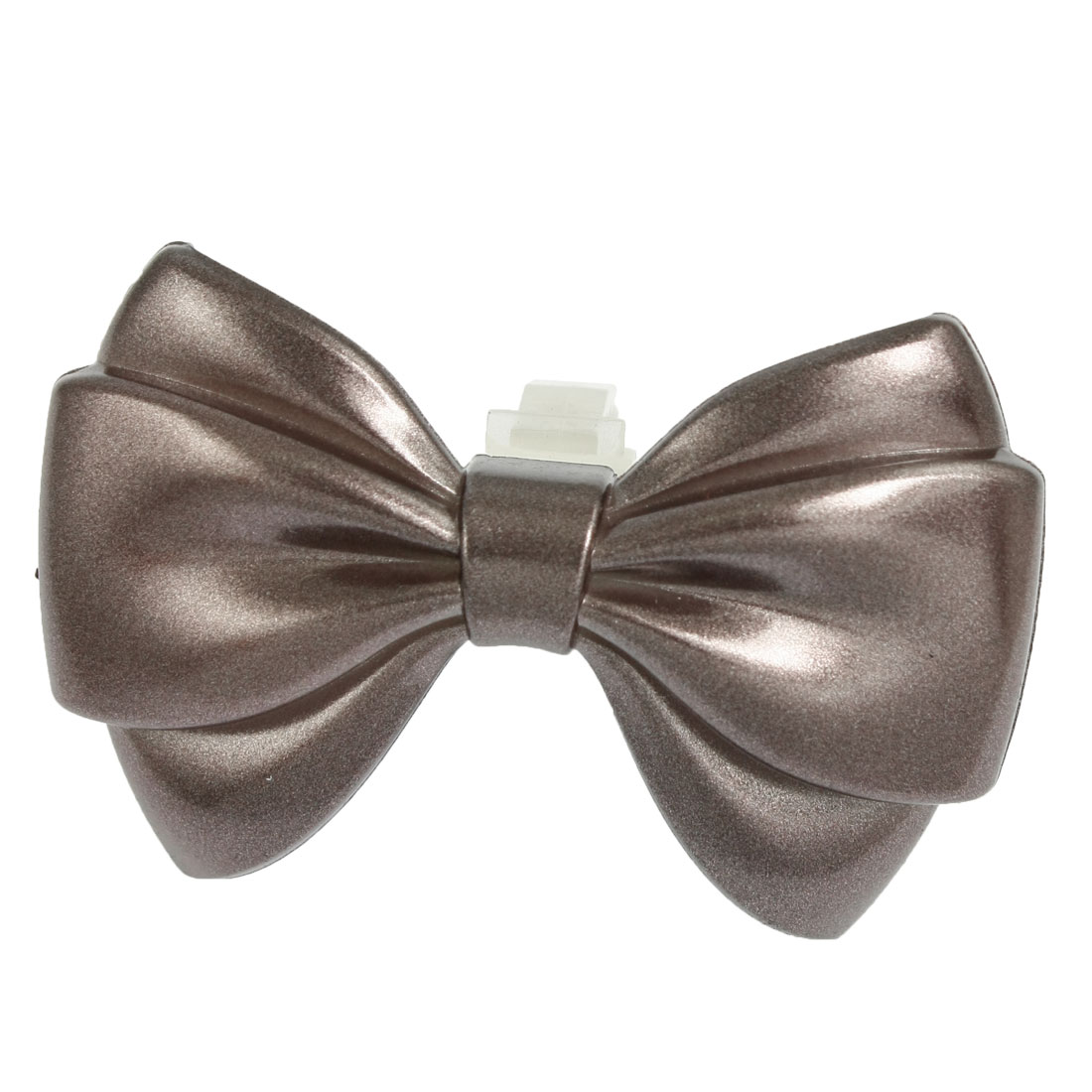 Coffee Color Bowtie Shape Auto Car Air Vent Perfumed Freshener