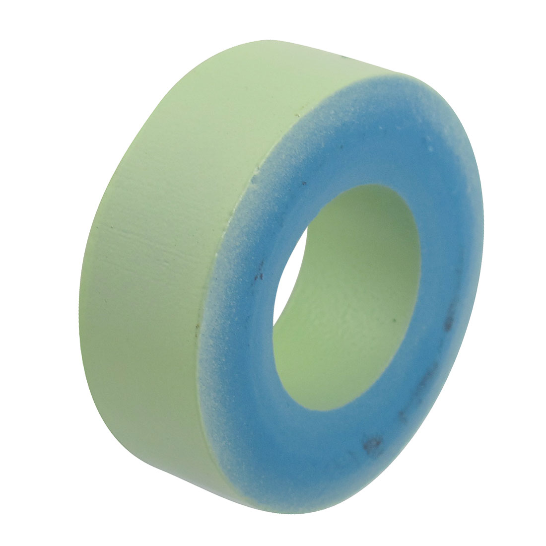 47mm x 24mm x 18mm Power Inductor Ferrite Ring Iron Toroidal Light Green Blue