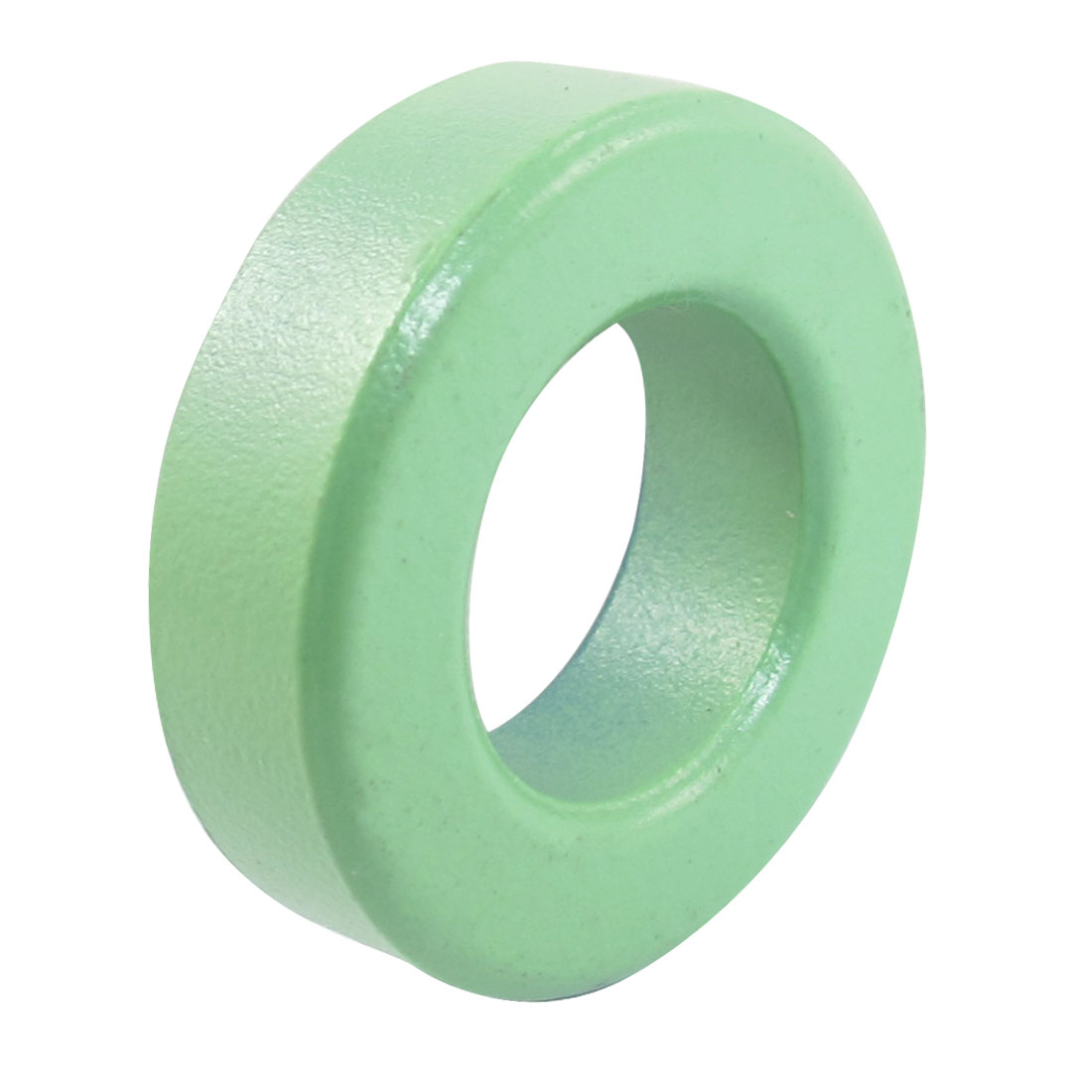 30mm x 21mm x 11mm Power Inductor Ferrite Ring Iron Toroidal Light Green Blue