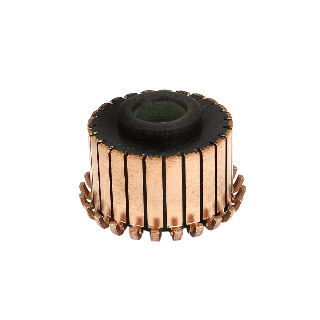 8mm x 23.2mm x 18.8mm 24P Copper Bars Alternator Electric Motor Commutator