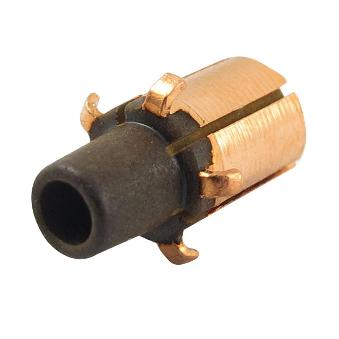 2.3mm x 5.6mm x 12mm 5P Copper Bars Alternator Electric Motor Commutator