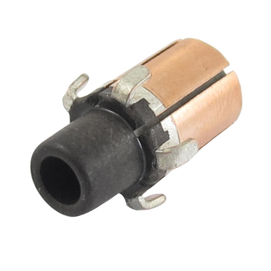 3.175mm x 7.6mm x 16mm 5P Copper Bars Alternator Electric Motor Commutator