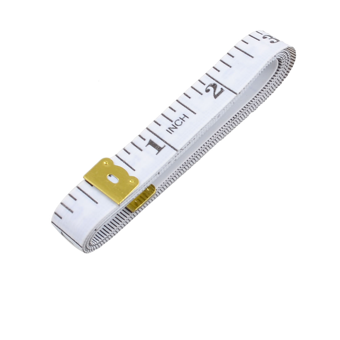 60Inch/150cm Flexible Tailor Cloth Height Measuring Ruler Tape White Black 5 Pcs