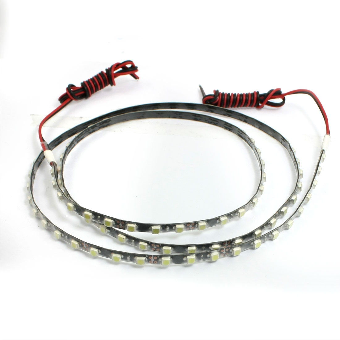Truck Car Boat White 90 1210 SMD LED Flexible Light Strip Bar 90cm DC 12V
