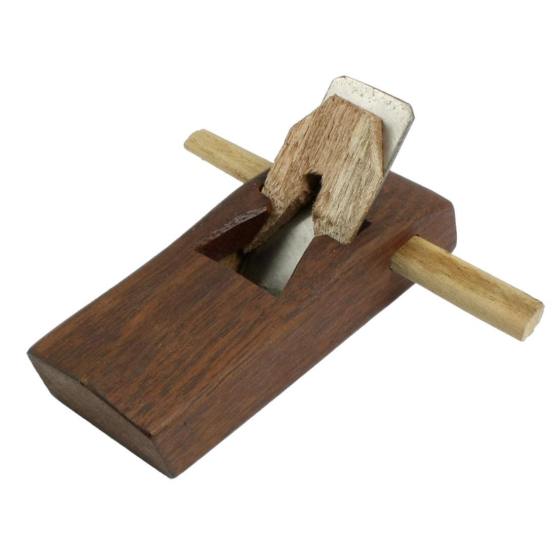 """Cabinetmaker Carpenter Manual Woodworking 5.1"""" Long Wood Planer Shaver"""