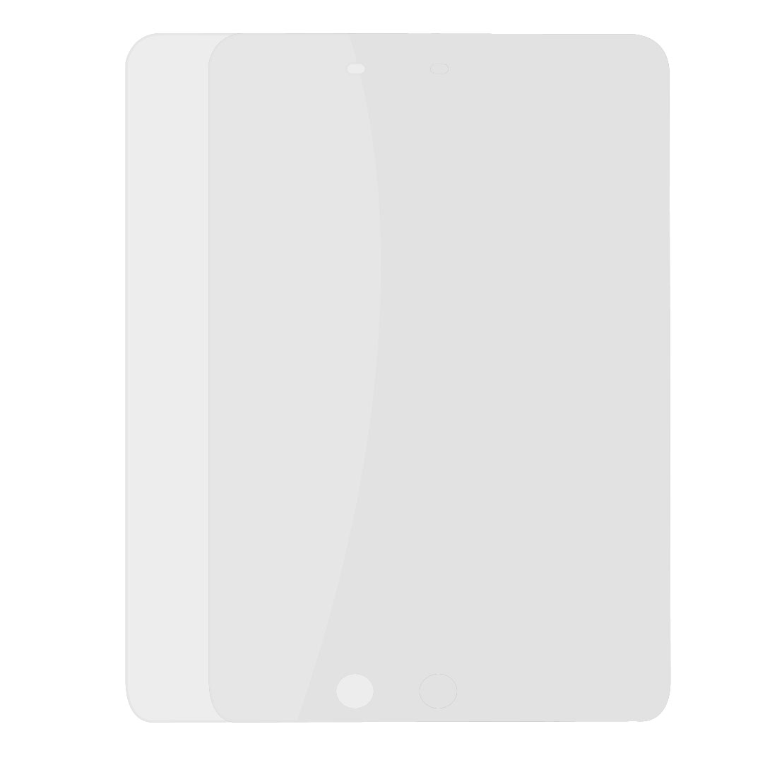 3 Pcs Anti Glare Clear Front Screen Protector Guard Film for iPad Mini