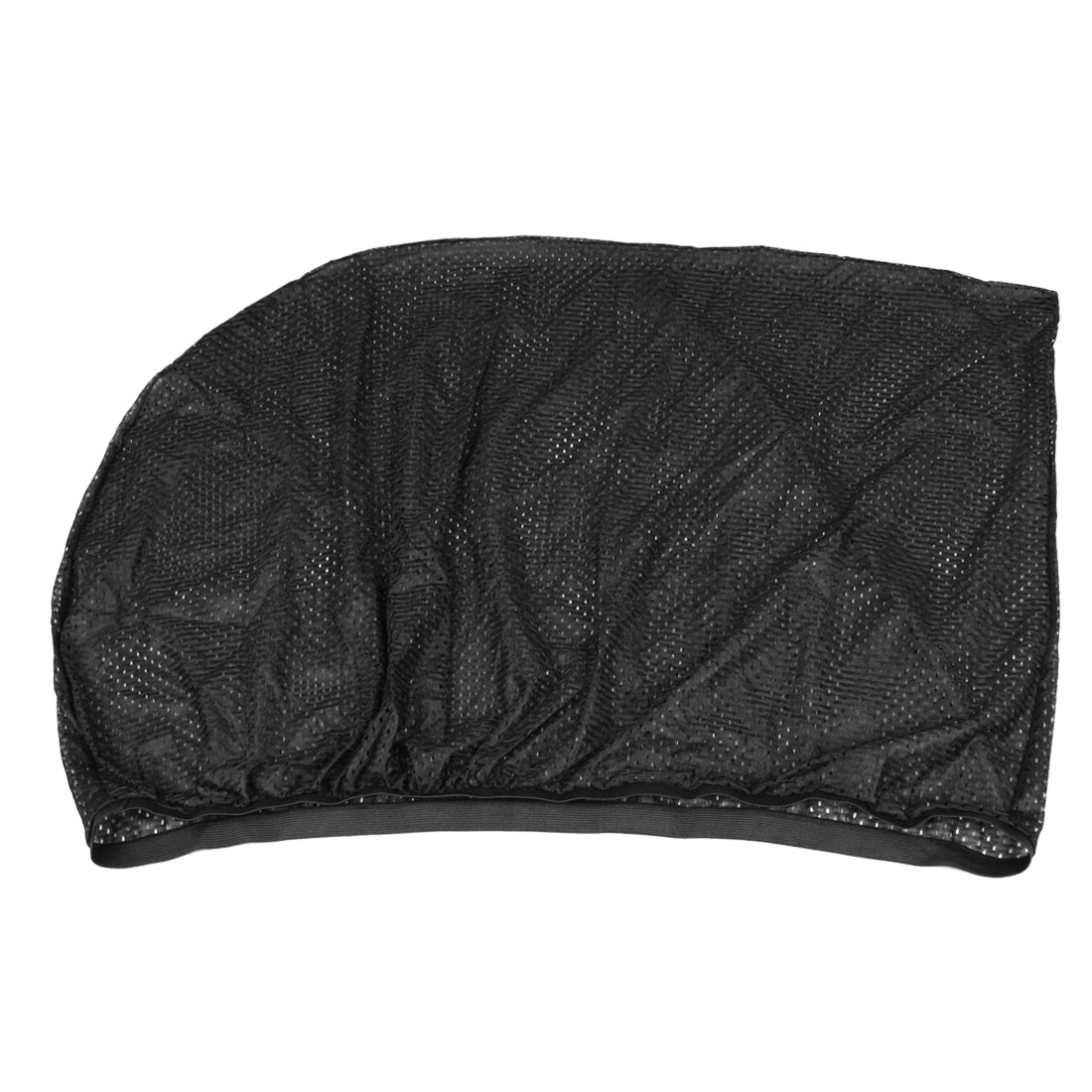 "27"" x 19"" Car Side Window Shade Sunshade Curtain Black"