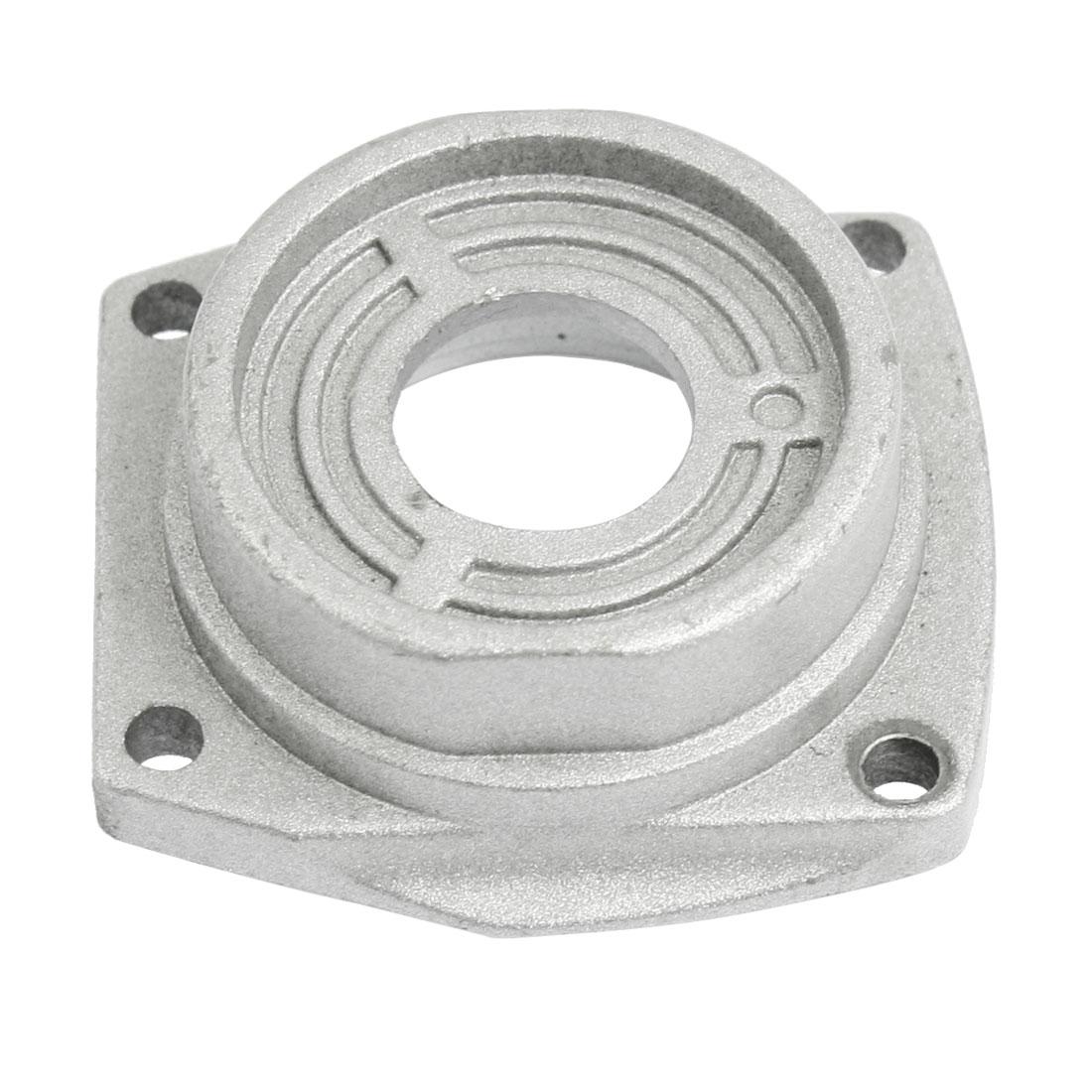 Silver Tone Aluminum Angle Grinder Bearing Pedestal for Hitachi 100 TGC-100SA