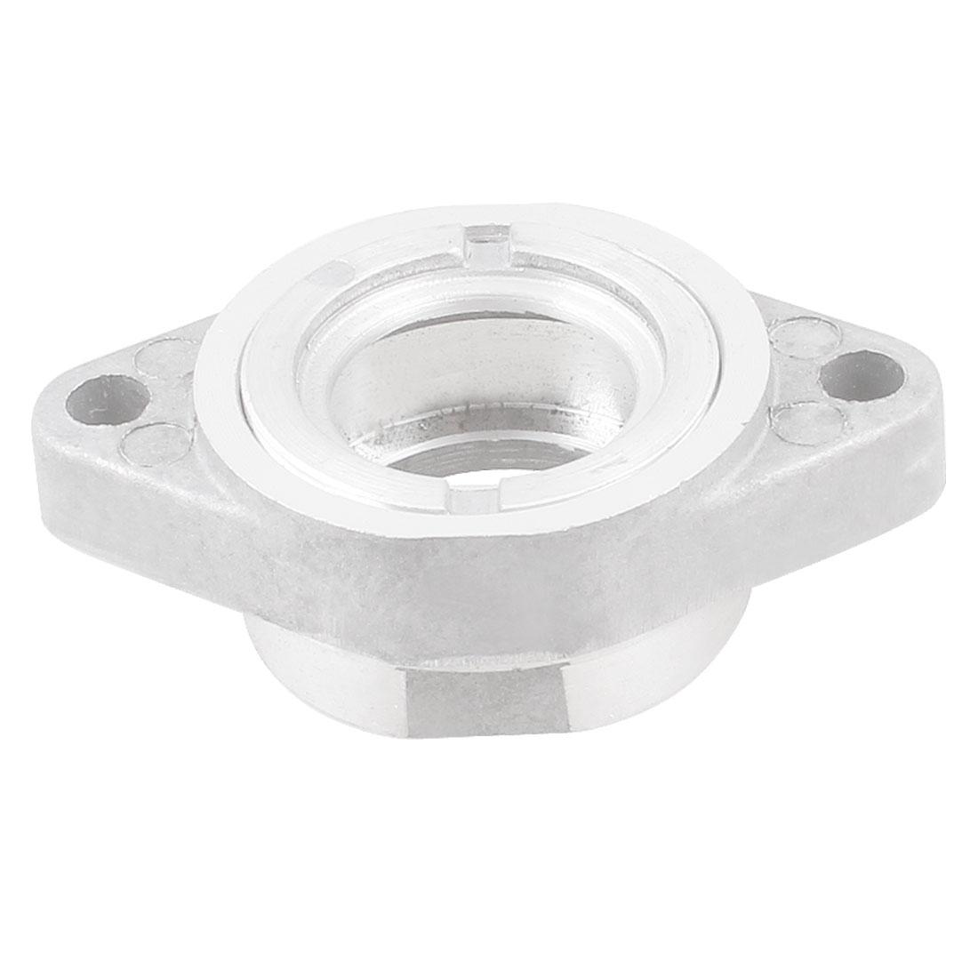 Silver Tone Metal Bearing Base for Hitachi 110 CM4SB2 Stone Cutting Machine