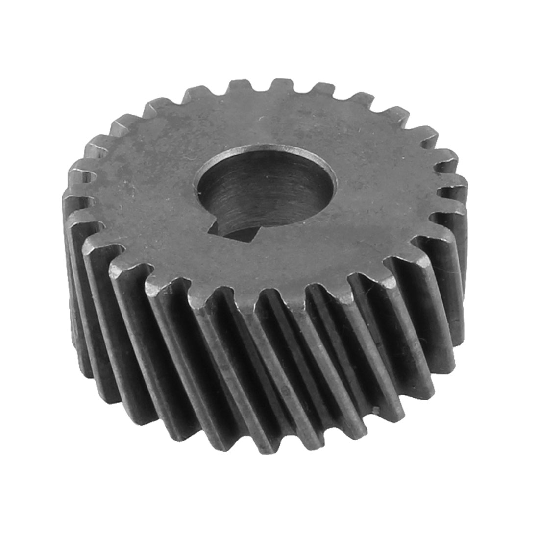 Dark Gray Metal Spiral Bevel Gear for 26mm Electric Hammer