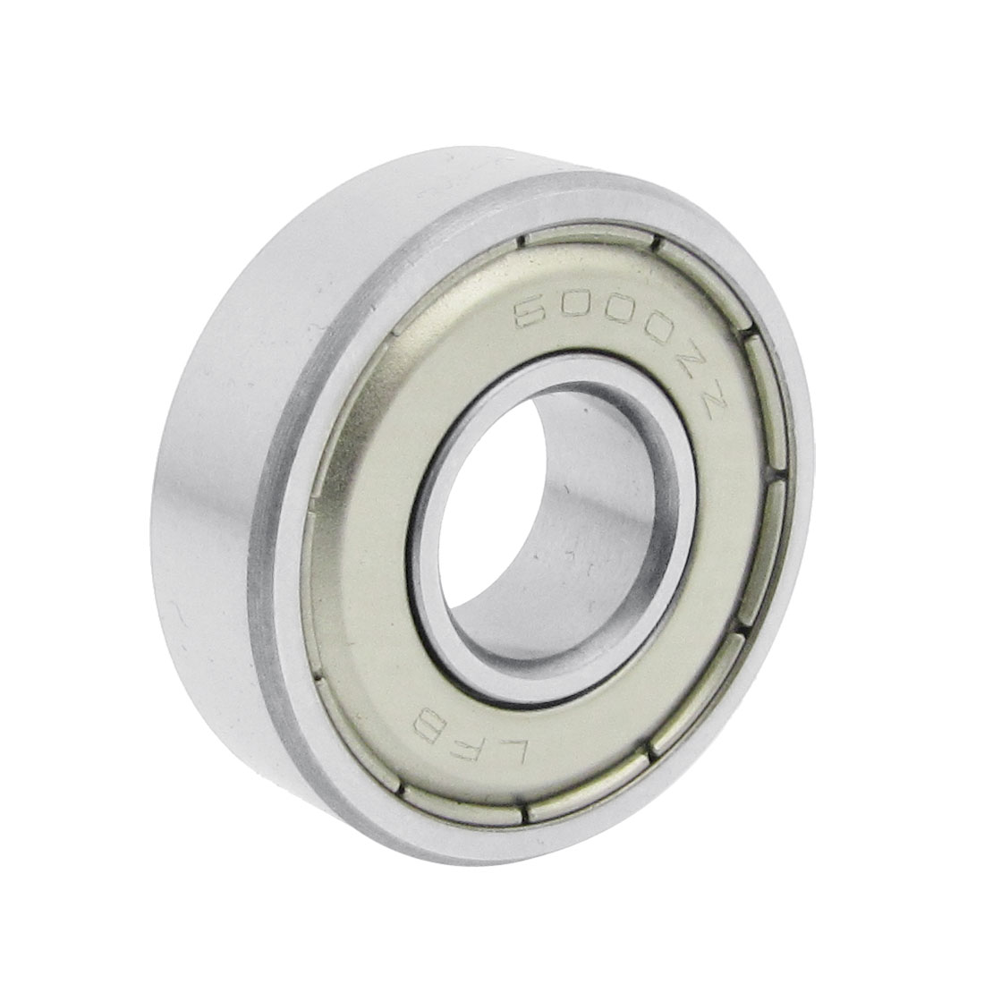 6000ZZ Double Sealed Deep Groove Ball Bearings 26mm x 10mm x 8mm