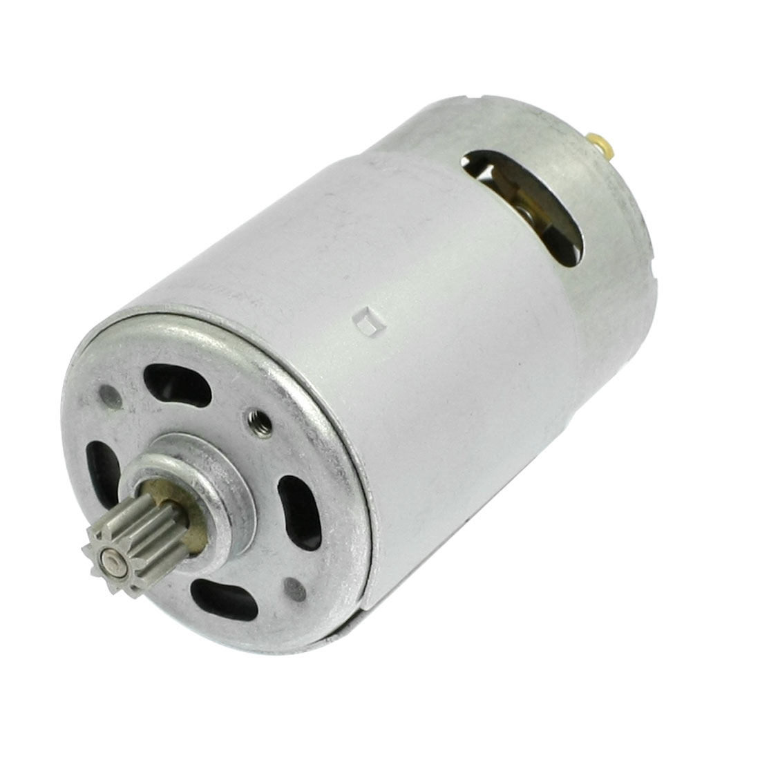 DC 18V 9 Teeth Shank Gear Motor Replacement for Rechargeable Electric Drill