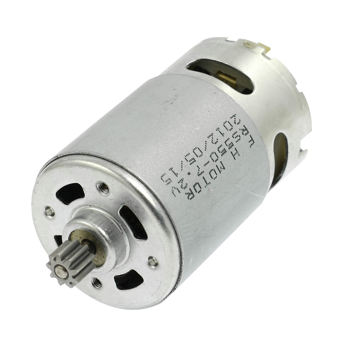 DC 7.2V 9 Teeth Gear Motor Replacement for Hitachi Rechargeable Electric Drill