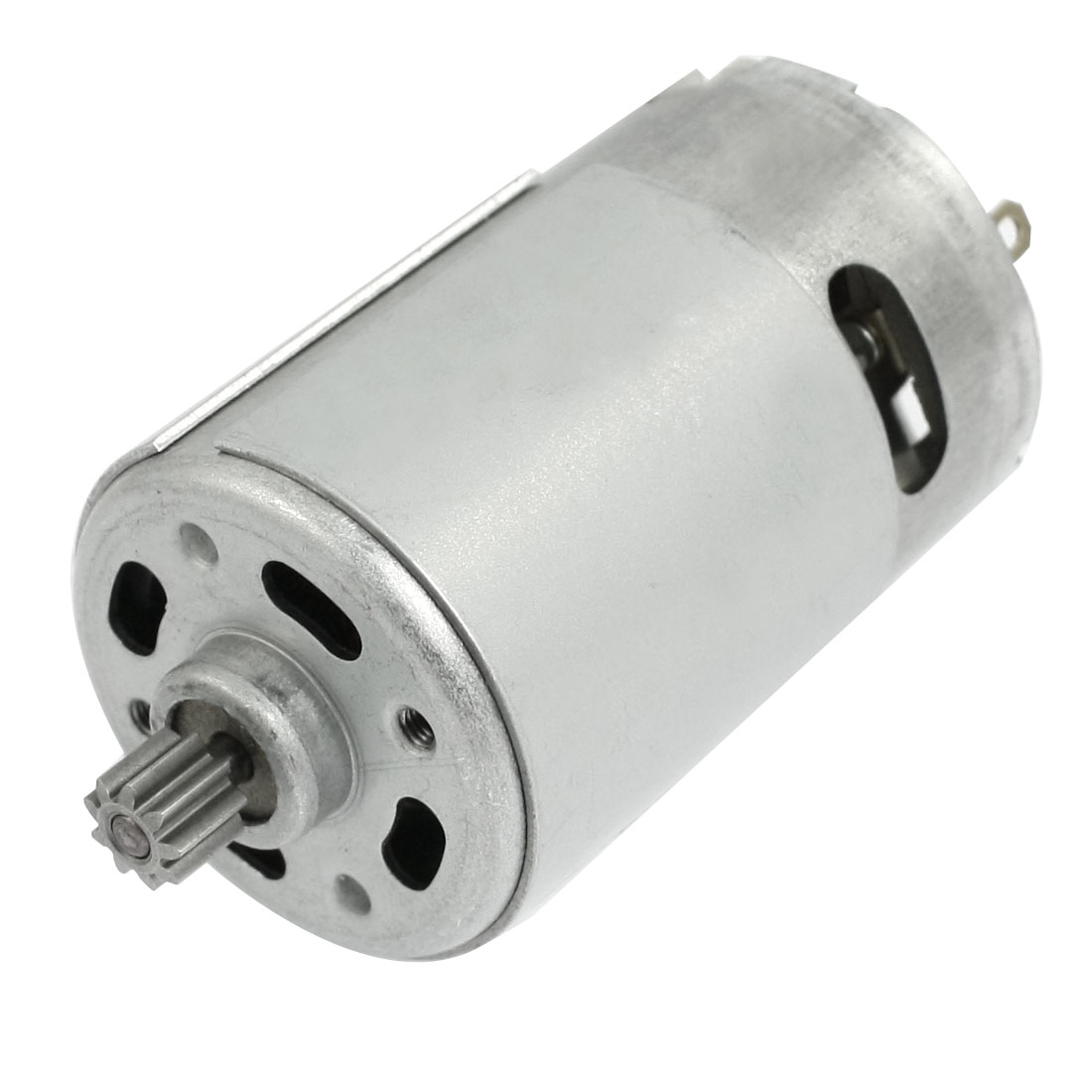 DC 14.4V 9 Teeth Shank Gear Motor Replacement for Rechargeable Electric Drill
