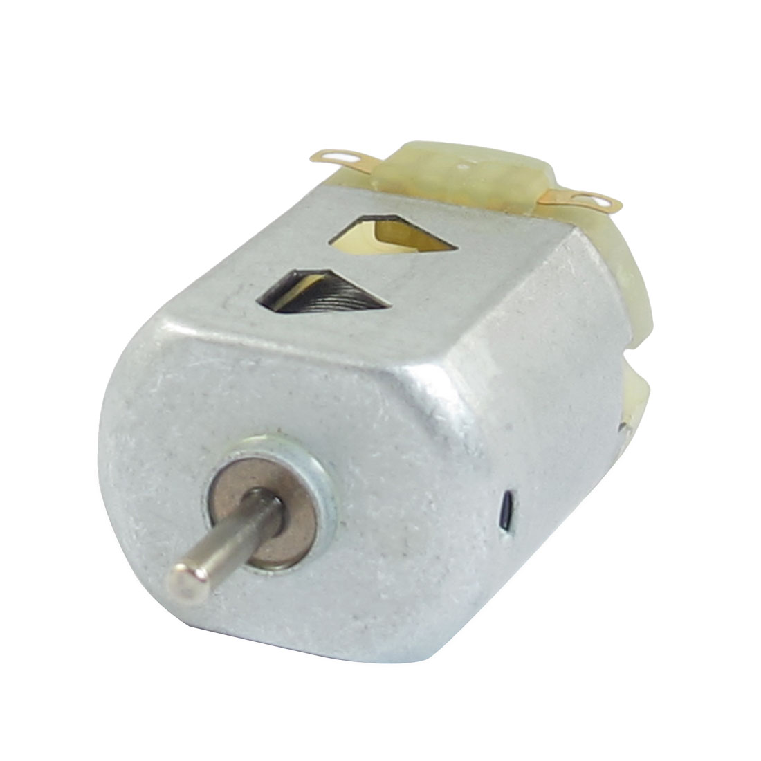 DC 1.5V 400mA 9000RPM 2 Terminals Flat Motor 130 for DIY