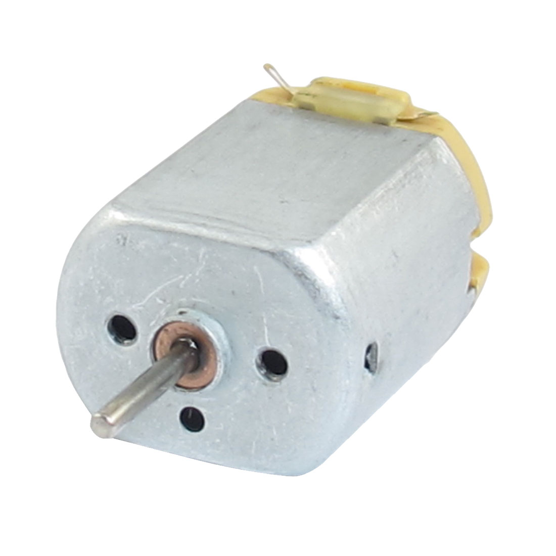 Uxcell(R) 9V DC 8200RPM Long Axis Flat Electric Magnetic Motor