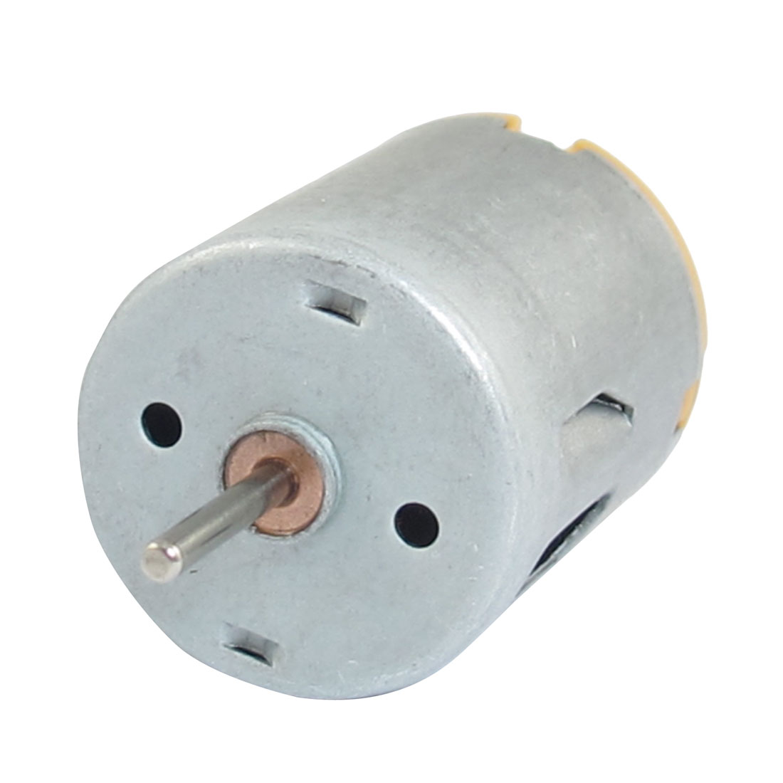 Uxcell(R) 8000RPM 9V 68mA High Torque Magnetic Cylindrical Mini DC Motor