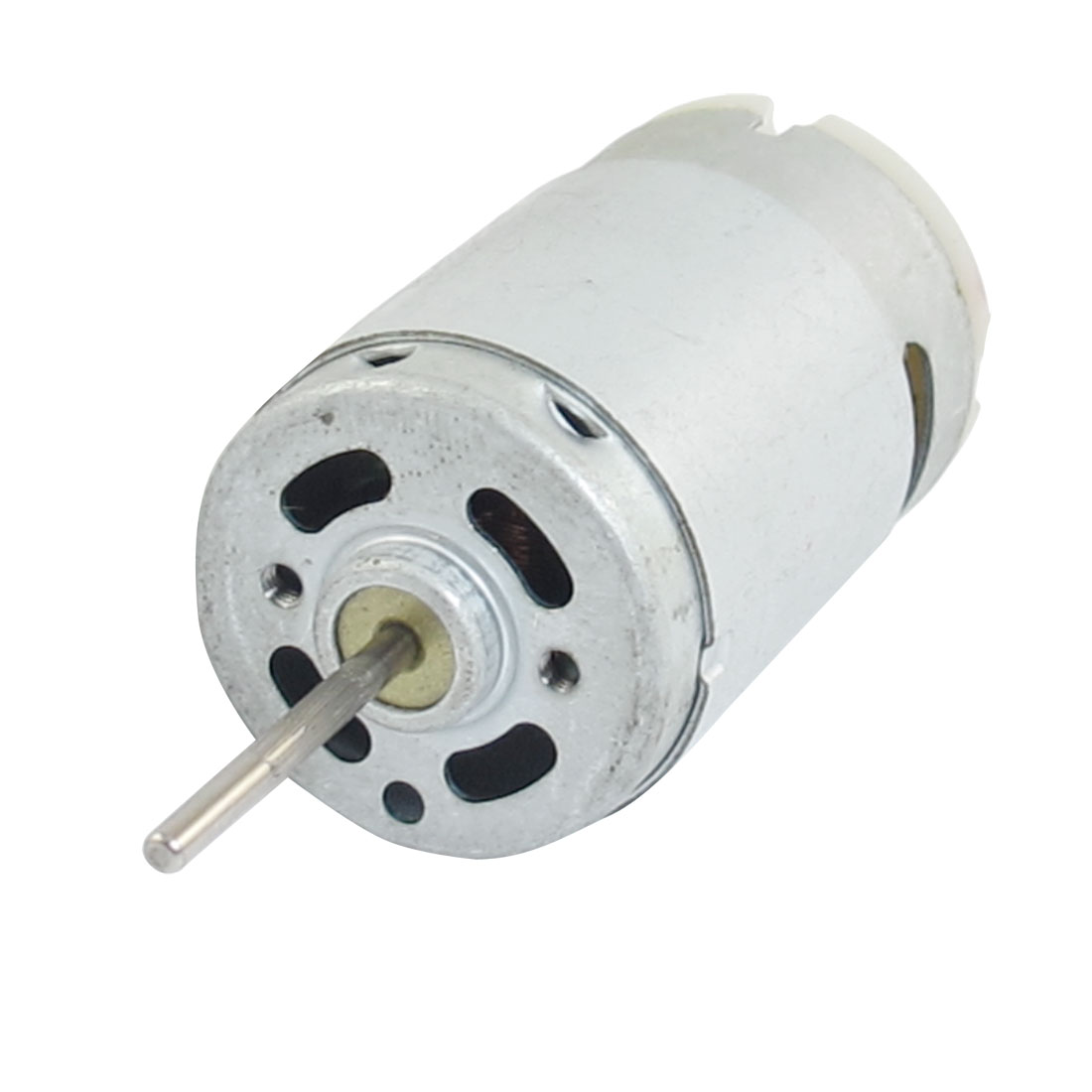 4000RPM DC 6V 2.3mm Shaft Diameter 2 Terminals Electric Magnetic Motor