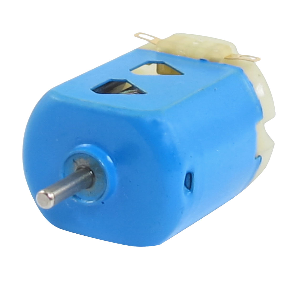 1.5V DC 9000RPM Rotating Speed 130 Motor Light Blue for Racing Car